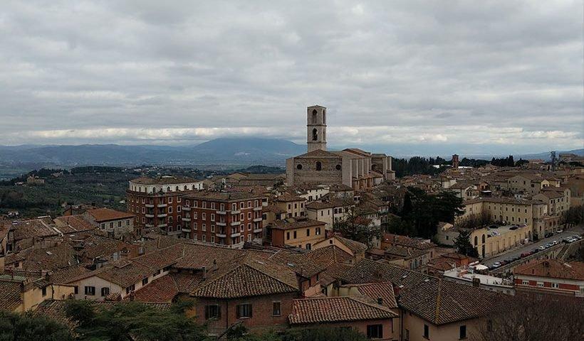 Umbria, Itali, Italia, Sisca Octavia