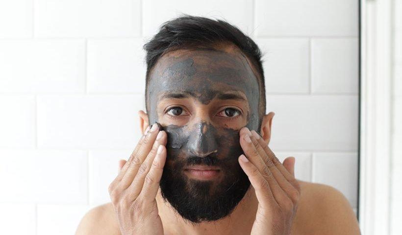 perawatan wajah pria