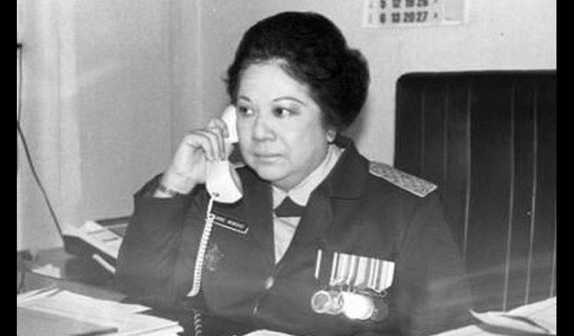 Jeanne Mandagi