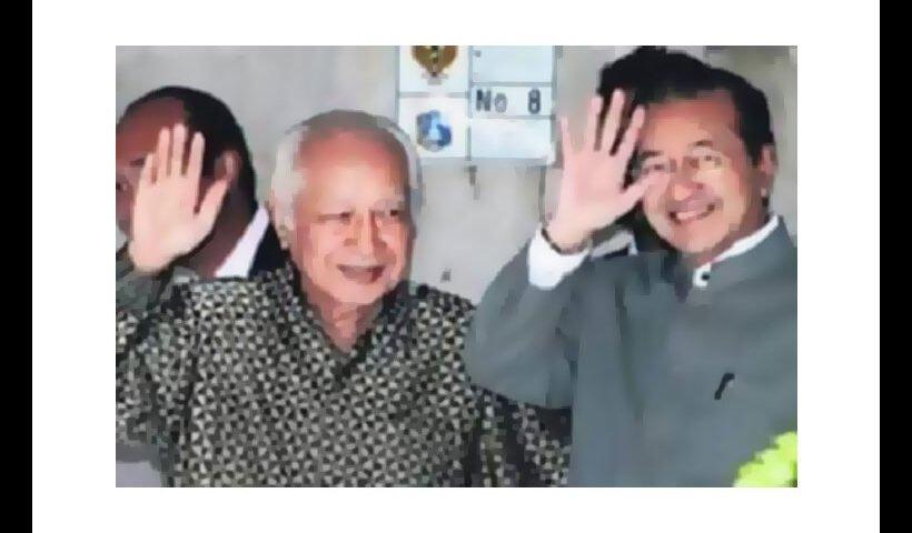 Soeharto dan Mahathir